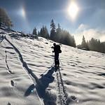 Verbier 2017 - Skiing & Skitouring