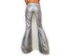 Holographic Sequin Bell Bottom Pants (Crescent Above) Tags: holographic sequin bell bottom pants rave boho festival edc dance edm