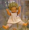 Brei-café (Steenvoorde Leen - 5.6 ml views) Tags: 2018 doorn utrechtseheuvelrug cantina breicafé biebzout bibliotheeekzout zouteinval breien haken naaien cultuurhuis pop puppe puppet dummy muneca bambola speelgoed doll