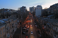 View from Tioschin Bridge (rob.brink) Tags: ukrain ukraine odessa odesa city architecture urban