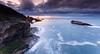 Biarritz (begonafmd) Tags: atardecer puestadesol mar oceano rocas biarrtiz paisvasco