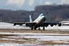 B-HUL - Boeing 747-467F(SCD) - Cathay Pacific Cargo (KarlADrage) Tags: bhul boeing boeing747 747400 747467f 744f cathaypacific cathaypacificcargo panc anc tedstevensintl anchorage alaska jumbo freighter freightdog cargo hauler silverbullet