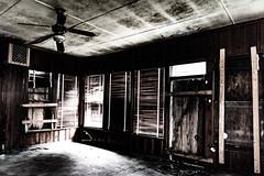 abandoned (chantalliekens) Tags: abandoned houston riversideterrace architecture house inside old blackandwhite nikond810 24mm highiso grainy shadowsandlight htx htxvibes historichouston