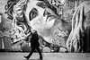 Daydream (thomasthorstensson.photography) Tags: december composition street chaos streetphotography graffiti illforddelta100 explore candid urban soho london day honest fujifilmxt1 xf35mm14r 2017 local wall human faces monochrome amalgam anatomy artery bw blackandwhite blend borough candidphotography citified city consider daylight daytime discord entropy fallible frank free mortal probe route structure town trail urbanphotography