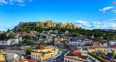Athans, Greece (Travel Center UK) Tags: athans greece capital city world culture philosophy art politics economic financial industrial acropolis architecture greek monastery temple olympian zeus olympianzeus parthenon tzistarakismosque europe sky clouds buildings travel travelcenteruk travelcenter travelphotography landscapes colourful people trees