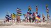 flags-3 (Mariasme) Tags: salaruyuni bolivia saltlake flags challengeyouwinner