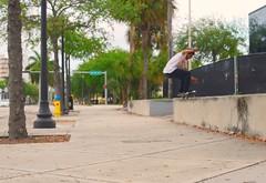 Javier fs 50 (fabiansuarez3) Tags: skate skateboarding ledge