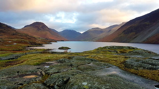 Wast Water, Wasdale Valley [explored 22.12.17.]