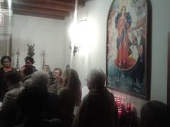 """28.10.2017 Anniversario della fondazione della parrocchia,dopo la Messa e la cena  il Rosario alla madonna che scioglie i nodi • <a style=""""font-size:0.8em;"""" href=""""http://www.flickr.com/photos/82334474@N06/38406249354/"""" target=""""_blank"""">View on Flickr</a>"""