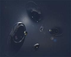 Gateways (1withone) Tags: space stars dyke photoart sun deepspace wormholes otherdimensions blackhole endless infinite