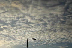 Clouds (daveandlyn1) Tags: clouds lamppost manchester iii f3556 efs1855mm 1200d eos canon