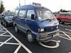 Daihatsu HiJet (Sam Tait) Tags: daihatsu hijet small mini midi van blue bus retro 1997 disabled asda car park