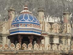 New Delhi 2017 (gerben more) Tags: tiles blue monument india newdelhi delhi tomb tombe