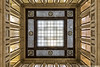 PostalCeiling (Marco Pacini) Tags: marcopaciniphoto firenze florence tuscany toscana club16 architecture architettura fisheye wideangle ceiling zenital zenitale