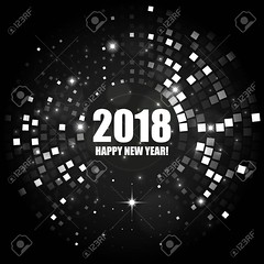 Happy New Year 2018 abstract light background (badkarreno) Tags: happy new year party night light background vector disco frame halftone pattern holiday abstract club nightclub glowing glow 2018 backdrop design luxury celebration christmas illustration shiny texture square greeting card stage show spot spotlight glitter glittering dots congratulations decoration invitation modern poster silver white black sequins paillette spangles