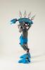 Corpus Rahkshi - Tear Side (0nuku) Tags: bionicle lego rahkshi kraata corpusrahkshi adaptation azure 3dprinting spine
