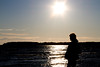 Finnland 2010 - Yytteri Beach (karlheinz klingbeil) Tags: finnland beach ostsee meer strand finland water sunset sonnenuntergang wasser ozean balticsea suomi ocean gegenlicht
