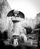 Gargoyle... (Pedro Miguel AFONSO) Tags: sigma sd sdq quattro 30mm art monochrome bw disney gargoyle