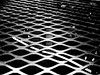 Flow (Sheidaei) Tags: black white flow hole object tangled