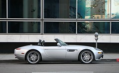 Alpina Z8 (SPV Automotive) Tags: alpina bmw z8 roadster convertible exotic sports car silver tuner