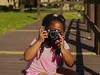 """No Use Runnin""  Made Flickr Explore (raychristofer) Tags: crosshairs selfportrait gh1 voigtlander voigtlandercolorultron flickrexplore seen explore"