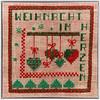Weihnacht im Herzen (videamus) Tags: strickerei strickkunst weihnachten frohe frohes fest gesegnetes weihnachtsfest dekoration engel engelchen glück stern machen brav glocke glöckchen heimat deutschland herzen wärme