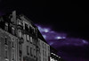 #midnight (apploadr) Tags: midnight minuit nuit night noche noc mystery sky ciel cielo полночь ночь небо image photo streetphotography architecture building batiment france picture house maison façade roof toit sony