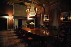 Royal Table- Royal Palace Amsterdam (Marwanhaddad) Tags: furniture table palace light
