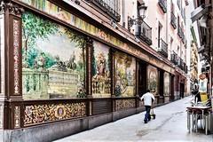 Villa Rosa, Flamenco Theatre. (parnas) Tags: villarosa flamenco madrid straat spain españa