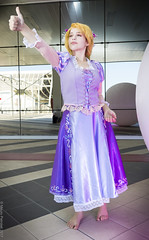 _MG_5094 (Mauro Petrolati) Tags: rapunzel disney romics 2017 gumiku cosplay cosplayer
