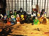 The Rogues (Lord Allo) Tags: lego dc the flash rogues weather wizard top gorilla grodd thinker abra cadabra rainbow raider captain boomerang cold mirror master heatwave reverse daniel west eobard thawne pied piper fiddler turtle trickster golden glider