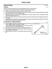Nissan Note 2006 Rear Axle Service Manual RAX-2 (DrJohnBullas) Tags: nissan note 2006 rear axle wheel bearing replacement