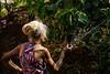 Ignês #3 (AdrianoSetimo) Tags: elderly aged ancient garden jardim idosa minas gerais people pessoa woman olympus penf mzuiko 25mm 18 bokeh santabárbaramg