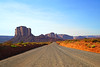 Road 42 around Monument Valley, Arizona, USA (Andrey Sulitskiy) Tags: usa arizona monumentvalley