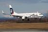 Alaska Airlines N581AS 20 Apr 14 ASA 115 KSEA PANC (AK Ween) Tags: alaskaairlines boeing737 737800 anchorageinternationalairport tedstevensinternational anchorage alaska panc