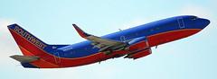 Boeing 737-3H4 N623SW (707-348C) Tags: fortlauderdale kfll fll boeing airliner jetliner boeing737 b733 swa southwestairlines n623sw southwest southwestcom oldcolours passenger florida