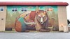 Bear mural by Alegria del Prado - Riverview, New Brunswick (Fred:) Tags: festivalinspire inspirefestival alegriadelprado nouveaubrunswick newbrunswick inspire festival bear ours grizzly animal colossal bears grizzlies fish nature animals poissons poisson petitcodiac river fundy chocolate station tidal bore moncton walls murale mural murals murales wallart urban street art urbain nouveau new brunswick graffiti artist alegria del prado