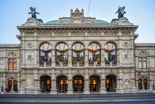 Wiener Staatsoper / Vienna State Opera