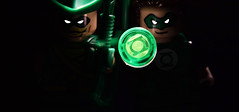 GL/GA Preview Image (Andrew Cookston) Tags: green lantern arrow oliver queen hal jordan cyclopsbricks dc comics andrew cookston andrewcookston