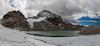 Le Glacier de Rhêmes-Golette et son lac (corinnemorand) Tags: savoie savoiemontblanc tarentaise tignes alpes auvergnerhônealpes alps frenchalps france glacier glacierrhêmesgolette randonnée réservenaturelledelagrandesassière rocher montagne mountain mountainlake hiking