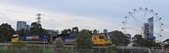 AN4-NR70 (damoN475photos) Tags: nrclass nr70 an4 mooneepondscreek dynon sa nationalrail pn 2017