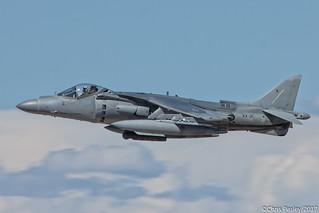AV-8B Harrier II Plus - VX-31 - BuNo 165305