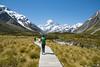Aoraki path (gsreejith) Tags: newzealand nz mtcook mountcook mountain glacier lake nature naturephotography