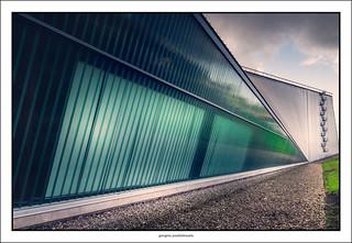 Cosford museum cold war hangar