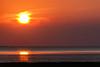 Sonnenuntergang bei Pilsum (Traumfotos Trautmann) Tags: canon canoneos100d familie familienurlaub nordsee ostfriesland urlaub meer ozean northsea sonnenuntergang sundown strand deich pilsum norden nordseeküste tamron tamron182003563diiivc himmel wasser ufer