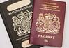 Black or Red...? (Lady Haddon) Tags: passport passports redpassport blackpassport ukpassport eupassport britishpassport