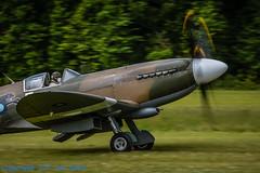 Spitfire Mk XIX PR -  la Ferté-Alais-4371 (_OKB_) Tags: laferte2015 france warbird aviation history war avion avia sky classic nikon d7100 7020028 speed