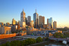 Yellows and Blues (radio4) Tags: urbanlifemetropolis urban city sunrise melbourne vic australia