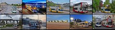Top 10 From 2017 (Better Living Through Chemistry37) Tags: stagecoach stagecoachdevon stagecoachsouthwest buses montage 2017 route22 benaustinwilliams busessouthwest busesuk transport transportation publictransport psv