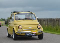 1975 Fiat 500 60-YB-45 (Stollie1) Tags: 1975 fiat 500 60yb45 everdingen
